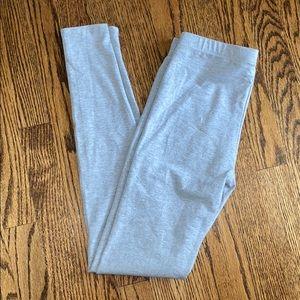 Women's PacSun La hearts grey leggings. Small